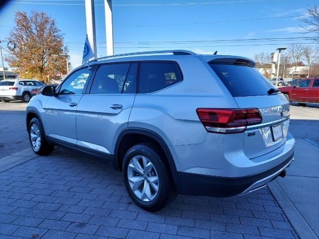 2019 Volkswagen Atlas 3 6l V6 S Volkswagen Dealer Serving