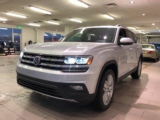 2019 Volkswagen Atlas 3 6L V6 SE w/Technology
