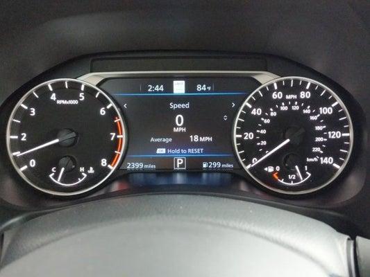 2019 Nissan Altima 2 5 SL
