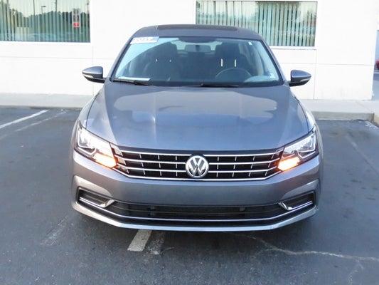 Volkswagen Of Clarksville >> 2019 Volkswagen Passat 2 0t Wolfsburg Edition