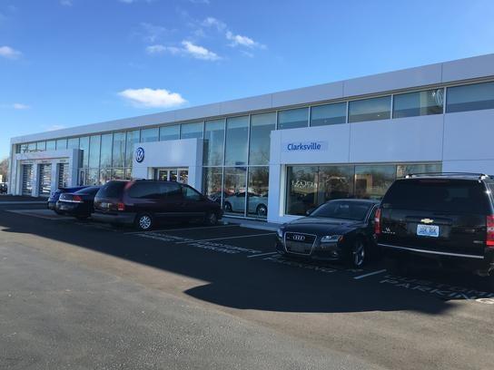 Volkswagen Of Clarksville >> About Volkswagen Of Clarksville Kentuckiana Volkswagen Dealer